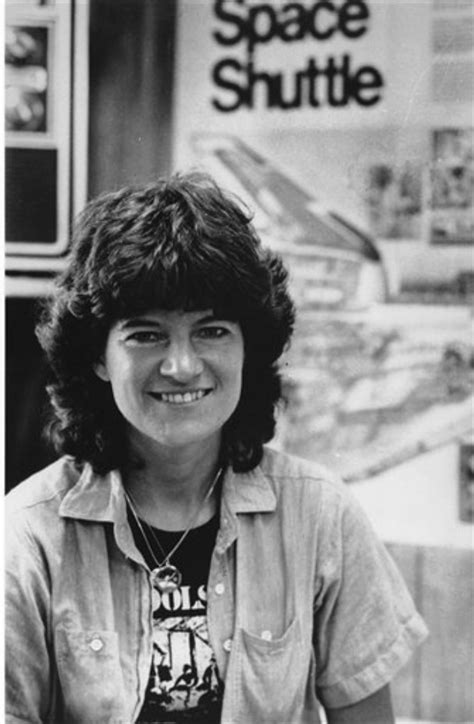 Google Celebrates Sally Ride, The First American Woman In