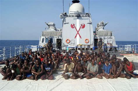 Indian navy captures 61 pirates from hijacked ship | The Star