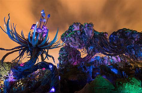 12 of the Coolest Things At Disney's New Avatar-Themed