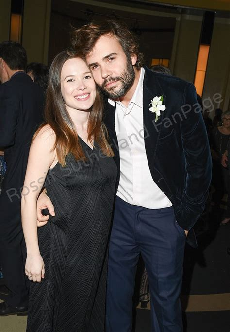 Rossif with his wife Celina - Rossif Sutherland FanPage