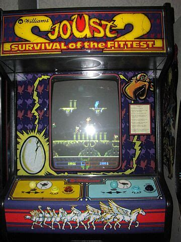 Joust 2: Survival of the Fittest — StrategyWiki, the video