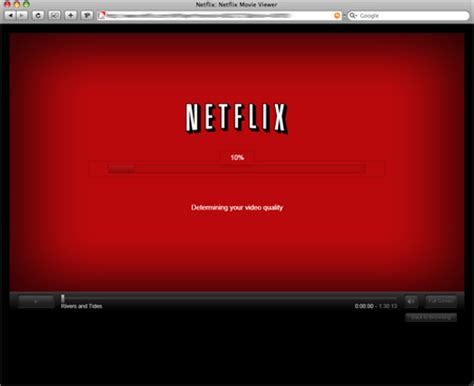 Netflix opens 'Watch Instantly' to Mac owners who opt-in