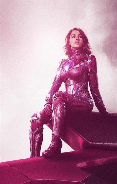 Power Rangers Movie Character Descriptions Released