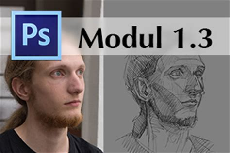 Tutorial Character-Painting in Photoshop - Modul 1