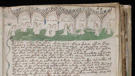 The Unsolvable Mysteries of the Voynich Manuscript | The