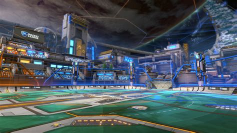Rocket League: Starbase Arc arena shown at The Game Awards