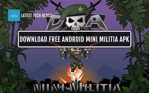 Download Free Android Mini Militia Official [Unlimited