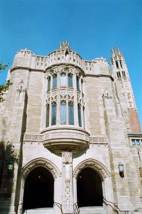 Education at Brown University and Yale Law School