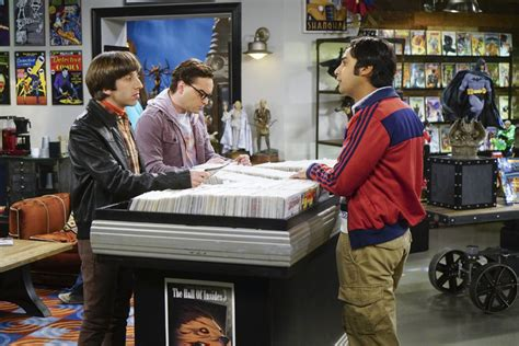 The Big Bang Theory: Lebe lang und in Frieden (The