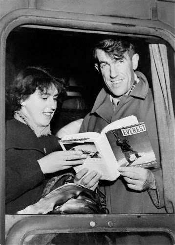Edmund Hillary and Louise Mary Rose - Dating, Gossip, News