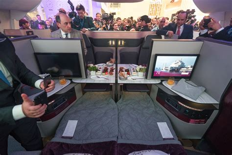 Qatar Airways new Qsuite Business Class! | Andy's Travel Blog