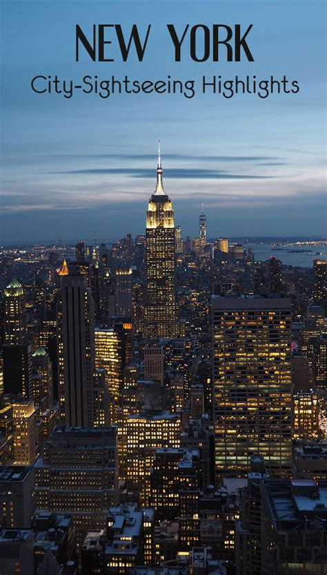 New York City Sightseeing Highlights - smilesfromabroad