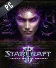 Buy Starcraft 2 Heart of the Swarm CD KEY Compare Prices