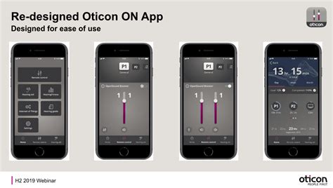 Oticon ON App has been upgraded - about time! – Crystal