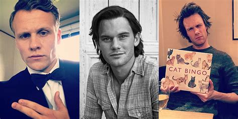 Meet the 3 Hotties Playing Young Bill, Sam, and Harry in