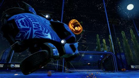 Rocket League gets a spooky free update this month - VG247