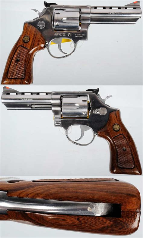 """Taurus 689 357mag 4"""" Stainless Revolver For Sale at"""