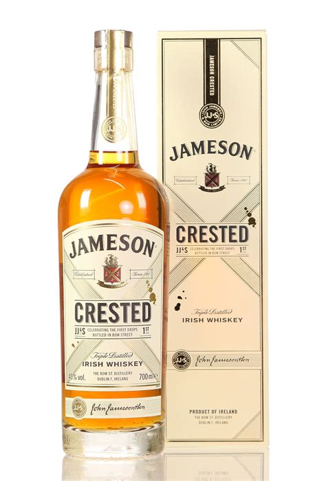 Jameson Crested | Whisky
