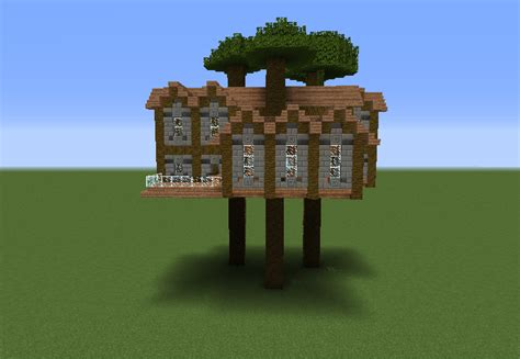 Jungle Tree House - GrabCraft - Your number one source for