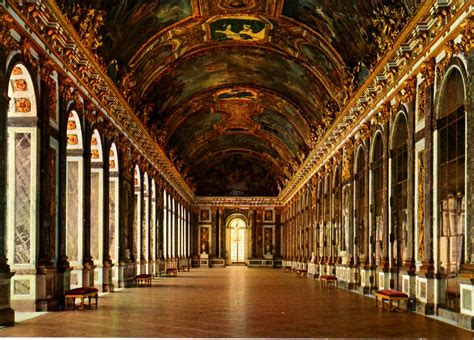 Moonlights UNESCO WHS Blog: France - Palace and Park of