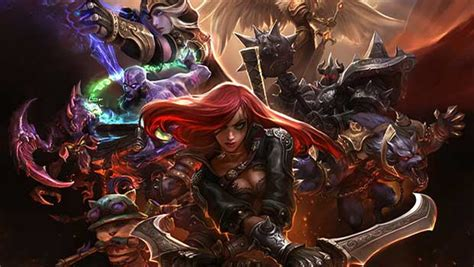 League of Legends has been hacked - Attack of the Fanboy