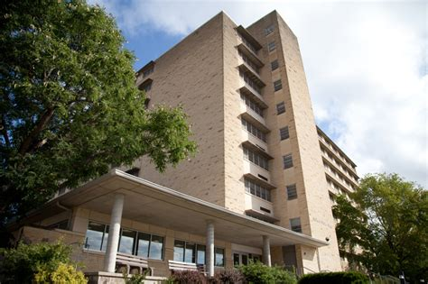 Ford Hall | Derby Complex | Residence Halls | Housing and