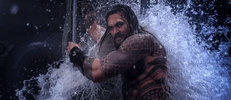 Does Aquaman Have the Super Strength to Save the DC