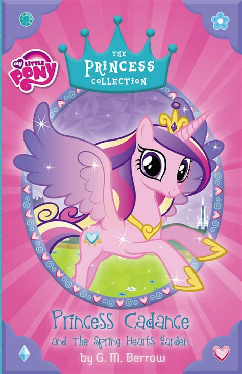 Princess Cadance and the Spring Hearts Garden | My Little