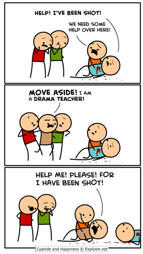 Cyanide and Happiness :: best cartoons and various comics