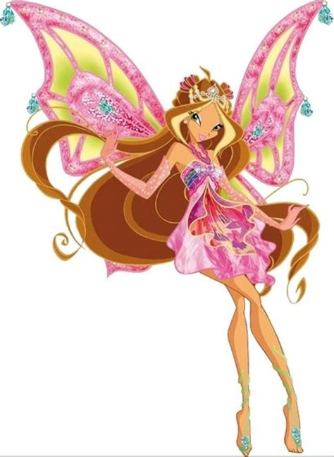 Information on Flora!: Kind and Generous Princess of
