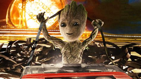 Baby Groot Wallpapers | HD Wallpapers | ID #20020