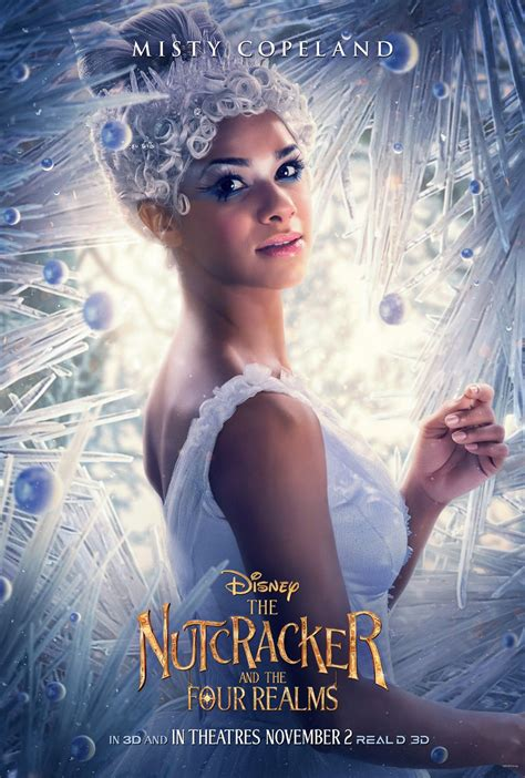 Nutcracker and the Four Realms FAQ: cast, ballet ties