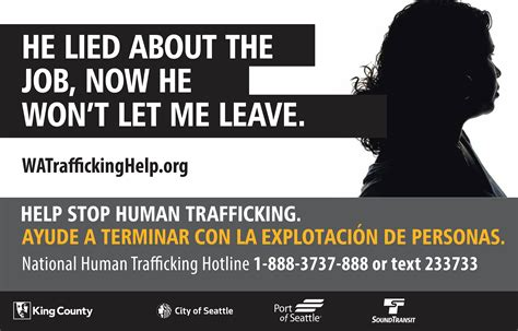 A Unified Campaign to Stop Labor and Sex Trafficking