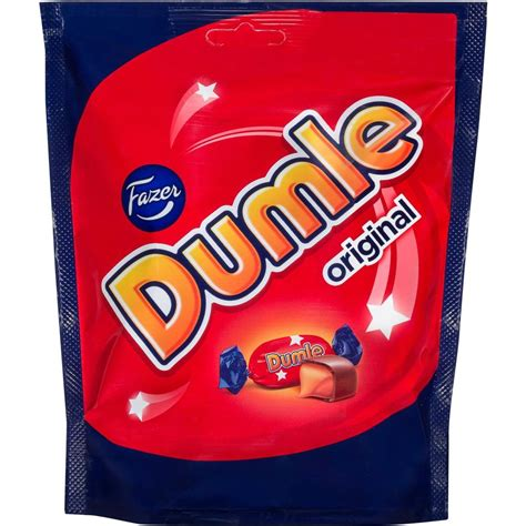 Dumle chewy toffee - Order from Fazer Candy Store – Fazer