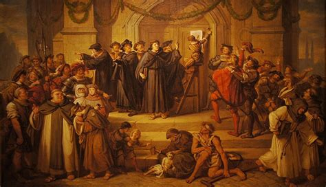 A Brief History Of Germany's Reformation Day
