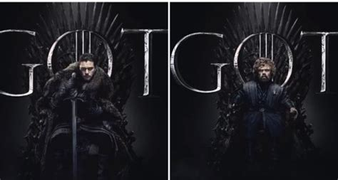 Game of Thrones 8 Character Posters: From Jon Snow to The