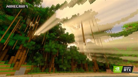 RTX On: Minecraft's gorgeous real-time ray tracing is
