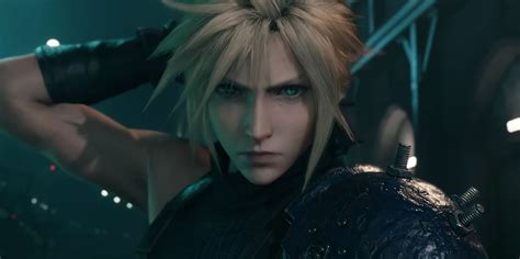 New FF7 Remake Trailer Gives In Depth Look At Cloud Strife