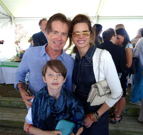 @Kyle_Maclachlan @DesireeGruber and son Callum attend the