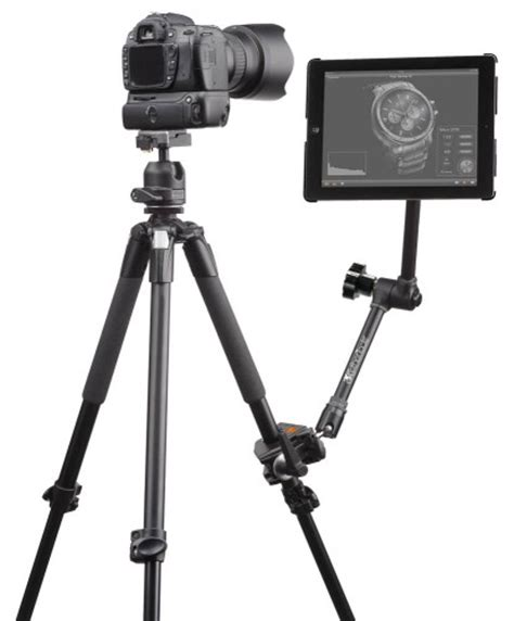 Ultimate Tethered Photography Workstation: Manfrotto Magic