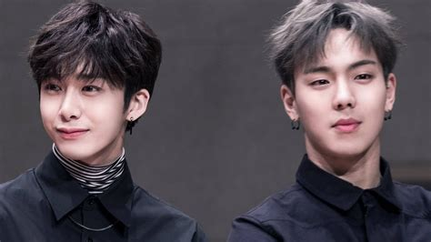 【Monsta X】shownu and hyungwon[181line] - YouTube