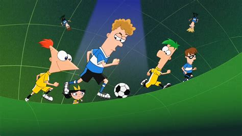 Football X-7 | Phineas and Ferb Wiki | FANDOM powered by Wikia