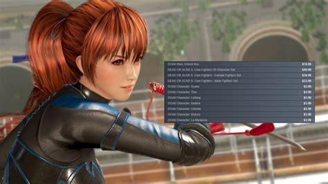 Play Dead Or Alive 6's Free Version But Don't Buy The Game