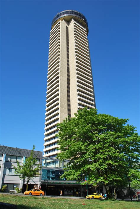 Vancouver's 42-Storey Empire Landmark Hotel Targeted for