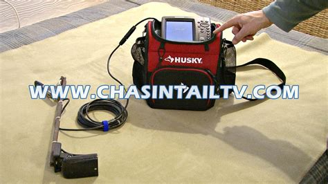 How to Make Your Fishfinder Portable | Chasin' Tail TV