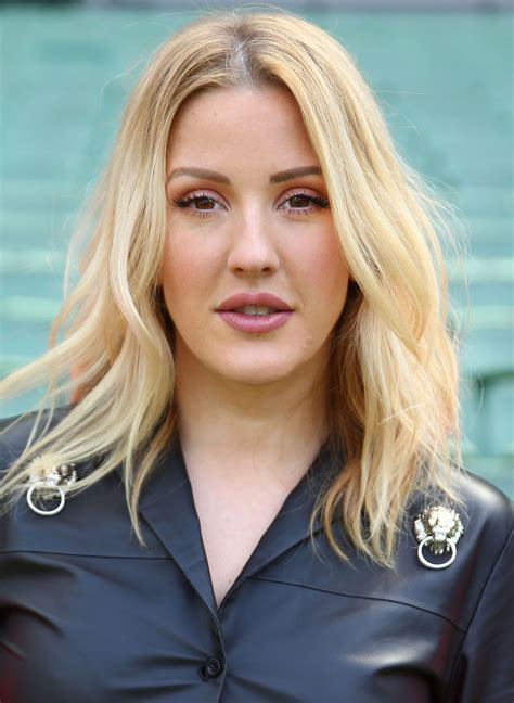 Ellie Goulding Sounds Off on Love, Her Gould Squad, and
