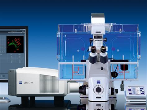 Zeiss LSM 710 3-Channel Confocal Microscope » Center for