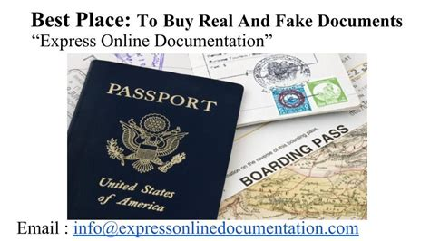 Buy Real And Fake Documents Online | Documents