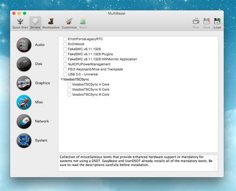 How to use Multibeast 7: a comprehensive guide for Yosemite